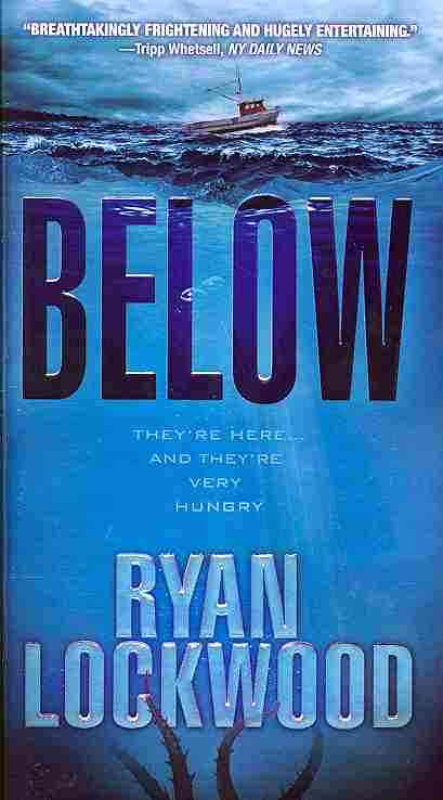 Below By Lockwood, Ryan