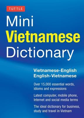 Tuttle Mini Vietnamese Dictionary By Giuong, Phan Van (EDT)